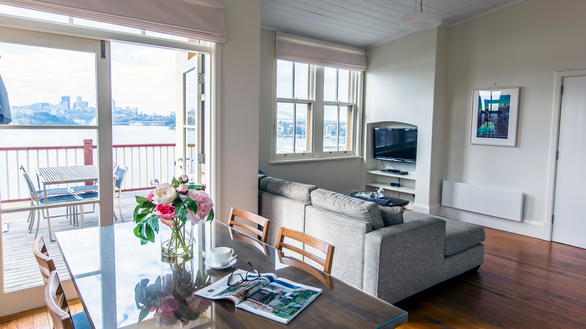 Harbour View Apartment